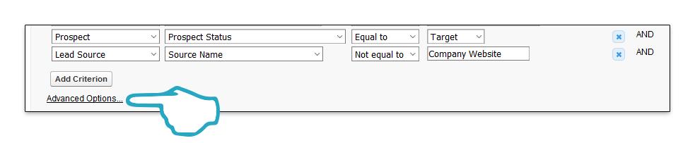 ADV Options Click