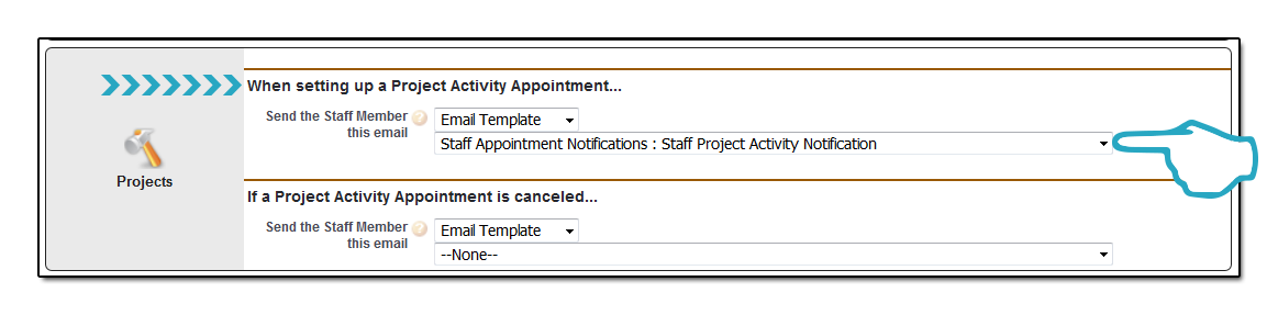 Email Project point