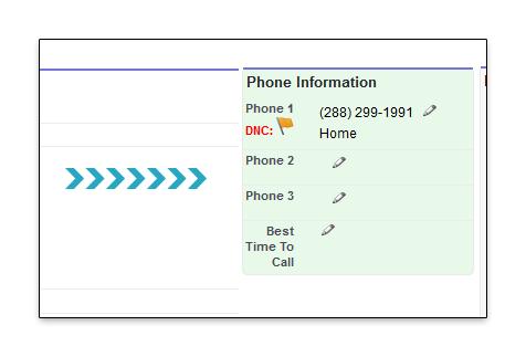 Phone info point